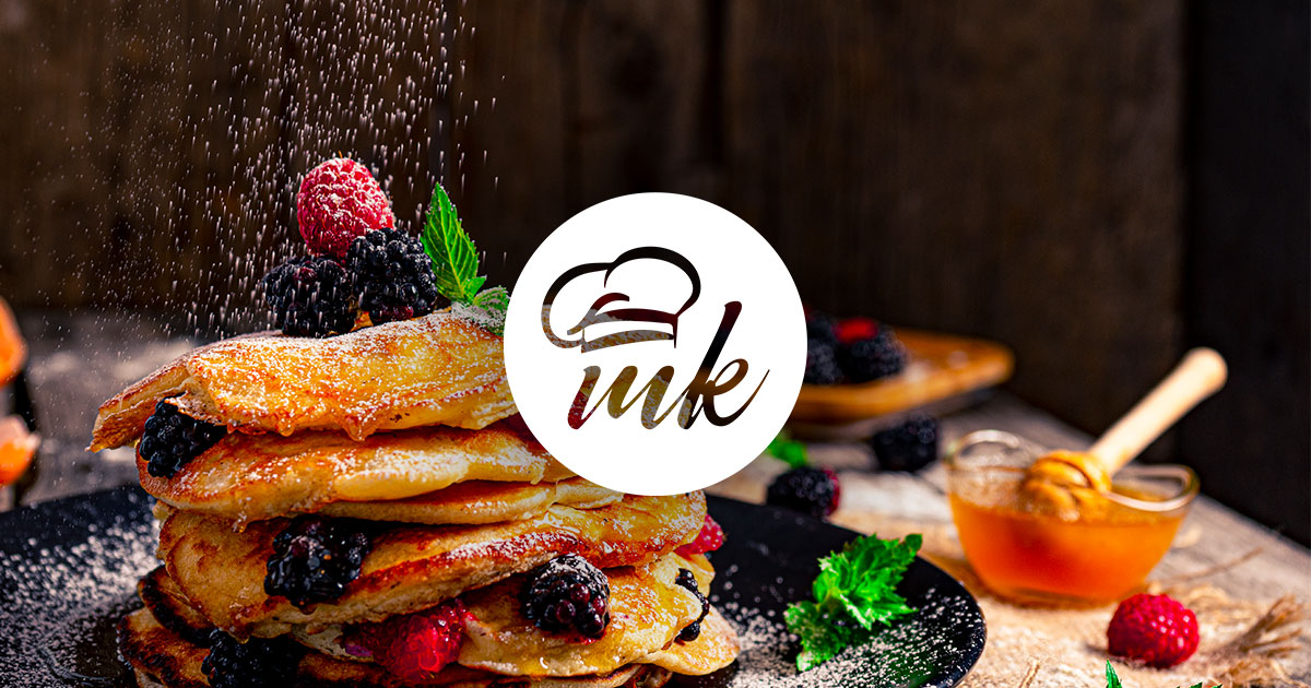 Mate Kitchen Pancakes & Logo