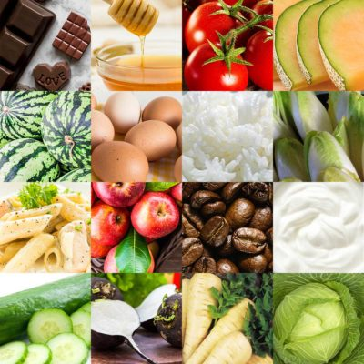 Плодове, зеленчуци други храни