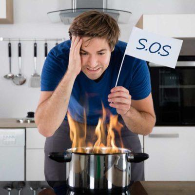 Проблем в кухнята