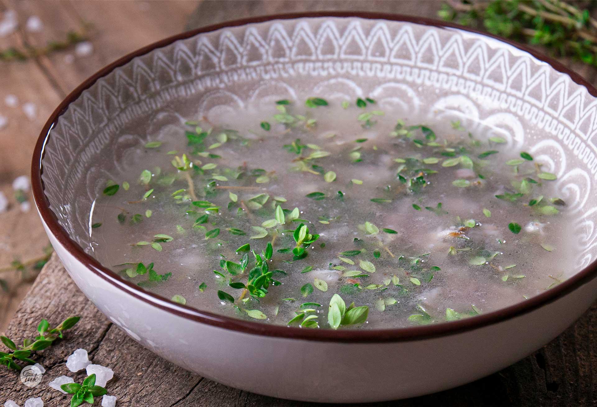 солена марината за риба
