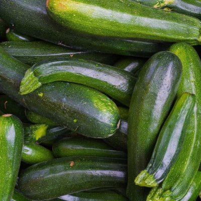 Зелени тиквички