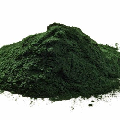 Хлорела водорасли на прах
