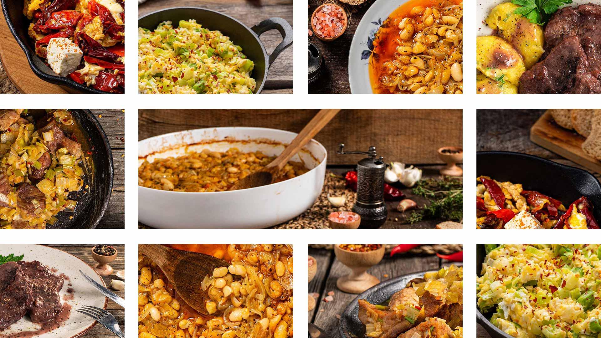 Традиционни български ястия: Кюстендилско