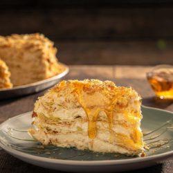 Домашна торта Наполеон