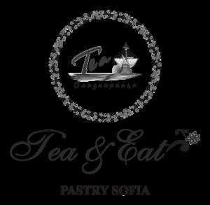 Лого на сладкарница Теа