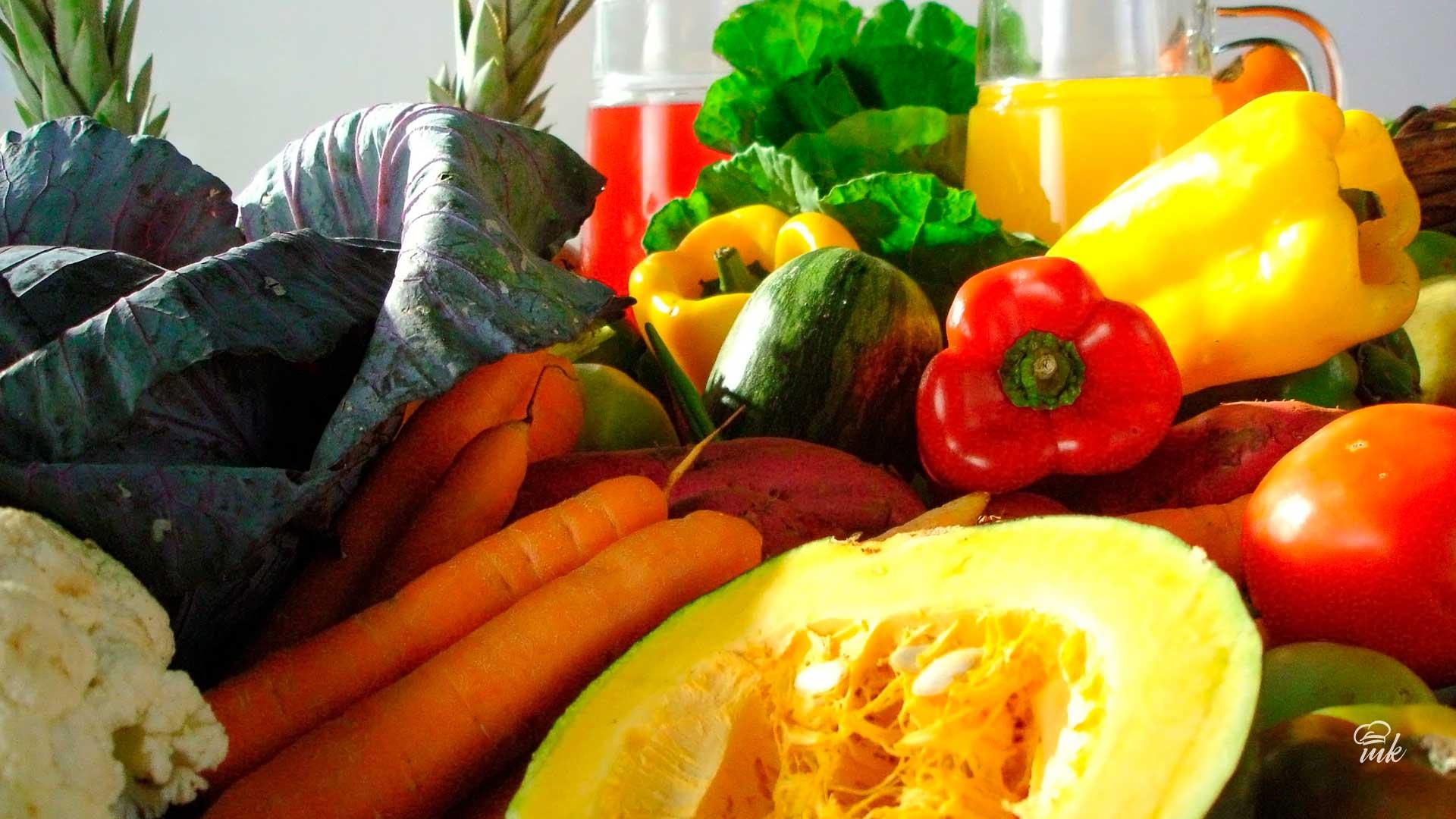 Плодове и зеленчуци за здравословно хранене