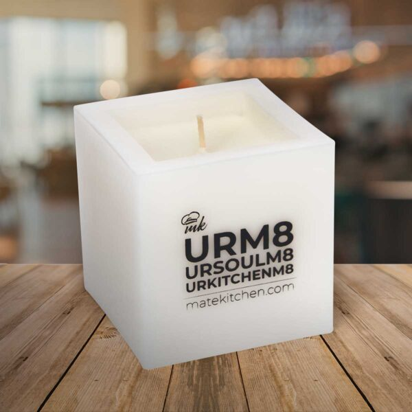 Восъчна ароматна свещ Mate Kitchen
