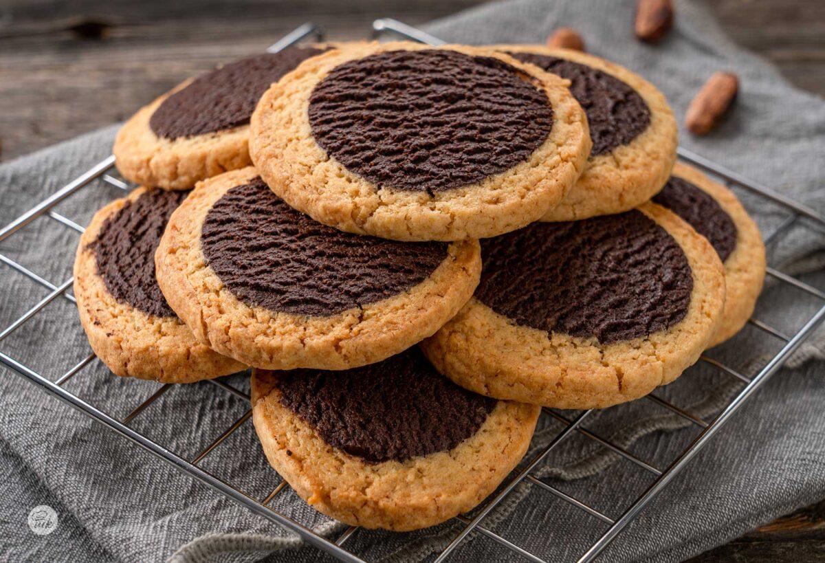 Маслени бисквити колело