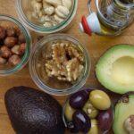 Храни с полезни за тялото мазнини